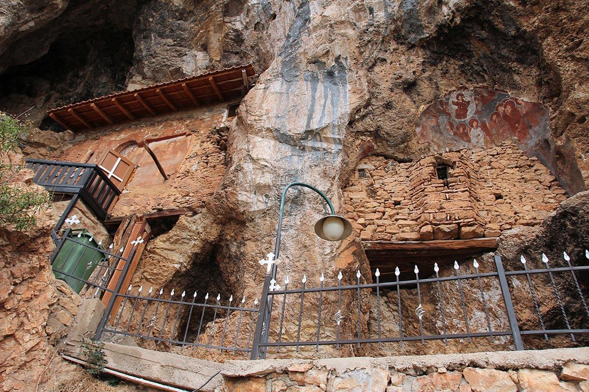 Cave-Church-St-Archangel Mihail-Radozdha-Struga-Macedonia