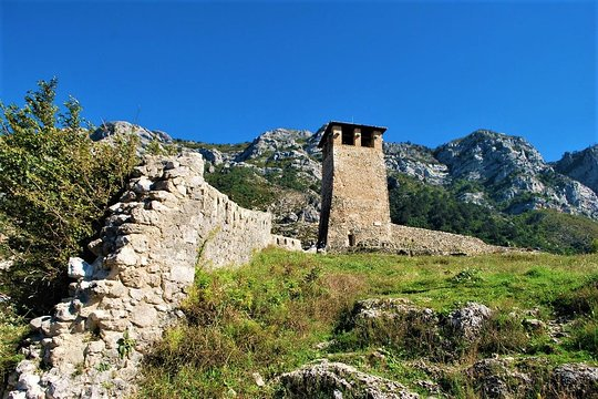 Kruja-tower-Albania